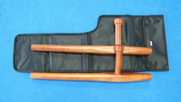 Tonfa  Shearth w/velcro (carry bag)
